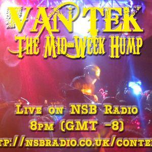Van Tek - The Mid-Week Hump 007 on NSB Radio