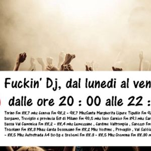 Piniziale@OneDanceRadio-FuckinDj 10-10-16