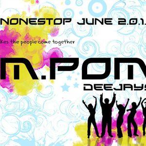 Set June/2011 NoneStop/M.P.O.M Deejays