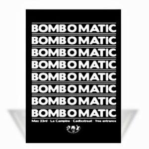 Eats Tapes (Live PA) @ Bomb O Matic - La Campine Cadixstraat - 23.05.2008