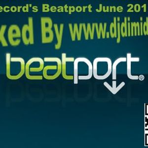New Record's June 2012  Beatport Mix