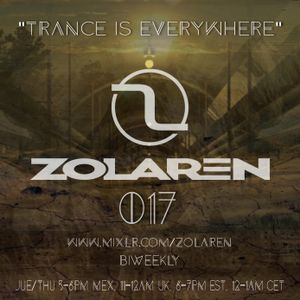 """""""TRANCE IS EVERYWHERE"""" SESSION 017"""