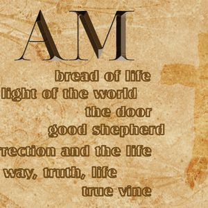 I AM...The True Vine (Audio)