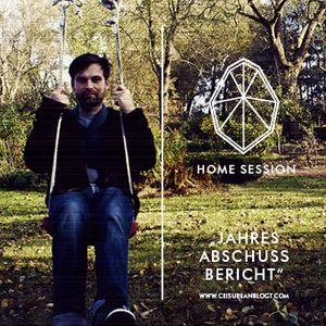 Cris urban - Home Session (Jahresabschlußmix) (2012)