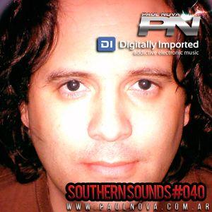Paul Nova - Southern Sounds 040 (August 2012)