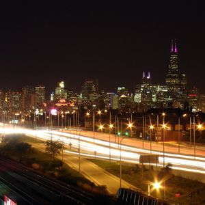 Chicago Summer Night