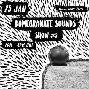 01.25.18 Fauve Radio - Pom Sounds #3