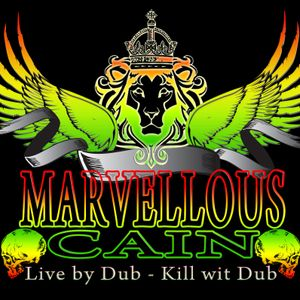 "Marvellous Cain ""SOUND FI DEAD"" #RIQ - YARDROCK JUNGLE  012 Mix'sTape"