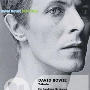 David Bowie tribute - The Sandman Chronicles on Poplie radio 17/01/2016