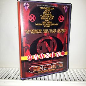 Nicky Blackmarket Warning & One Nation 'The Back2Back Special' Rex Music Arena 2nd Oct 1999