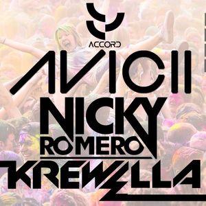 Avicii vs Krewella - I Could Be Alive