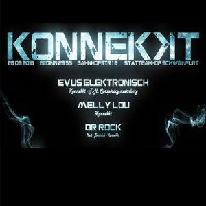 Melly Lou @ Konnekkt, Q Club (Schweinfurt) [DE] (2016-03-26)