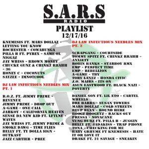 SARS RADIO EP. 72 December 17th, 2016