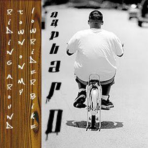 Riding Around Town on my Lowrider Bike
