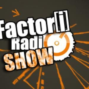 Podcast N°3 Factori Radio Show 03.05.2012  (Focus On: Roni Size)