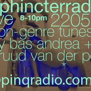 SPHINCTERRADIO 220517 part 1