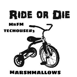 Ride or Die - Marshmallow. Dedicated to my Friend Mnyam Mnyam for Helping Me Out so often!