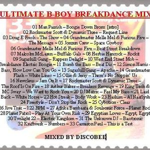 The Ultimate B-Boy Breakdance Mix