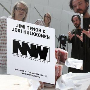 Jimi Tenor & Jori Hulkkonen - 5th June 2018