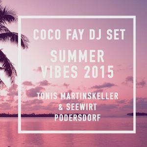 Coco Fay @Summervibes 2015 Podersdorf - Tonis Martinskeller