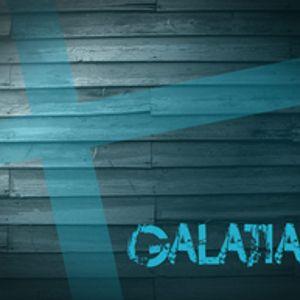 Galatians 5:1-15 - Audio