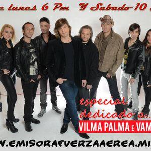 Especial Rock & Pop en Español N° 047 - Especial Vilma Palma e Vampiros