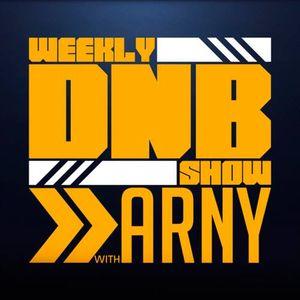 Weekly DnB wit arny 007 (Liquid dnb)