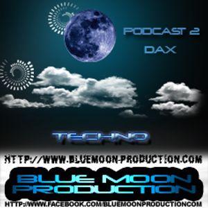 Techno Mix by Dj-Dax Podcast#2-13.02.2015
