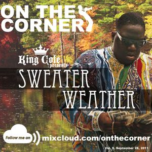 "King Cole Presents: ""Sweater Weather"""