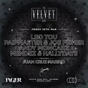 Joe Fisher & Paipmaister Colloca @ Jager 20.03.15