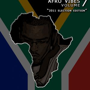 AFRO VIBES VOLUME. 7