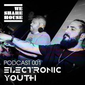WSH Podcast 001 - Mixed By Electronic Youth