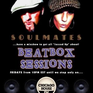 4peace - BeatBox Sessions w/ The SoulMates - Live on CHFM - 08.03.12