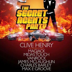 MagJack mix - The Secret Agents Party NYE 2017/18