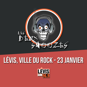 Lévis, ville du rock - 23 janvier 2017