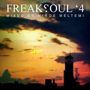 Freaksoul '4 Mixed By Miros Meltemi