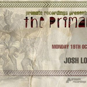 Primate Recordings presents 'PRIMAL RHYTHMS' podcast edition 2