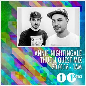 THUGLI - Annie Nightingale Quest Mix (2016)