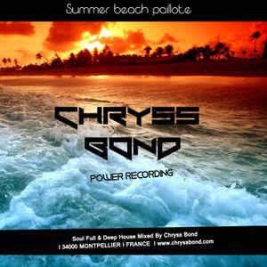 Summer Beach Paillote
