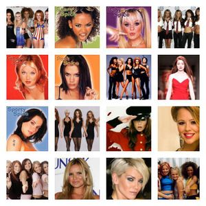 Week 16- Spice Girls vs. Girls Aloud