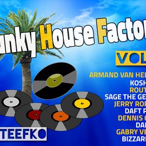Funky House Factory vol. 1 by DJ TeEfko