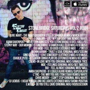 #081 StoneBridge Saturdays Vol 2