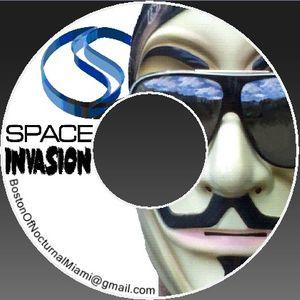 NAKiMA (Boston) - Space Invasion - A Techno Loft Influenced Mix