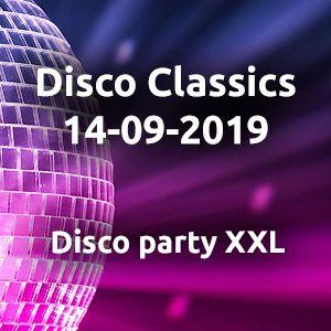 Disco Classics Radio Show 14-09-2019 eerste uur