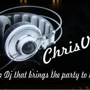 ChrisVV in de mix  29  okt 2012