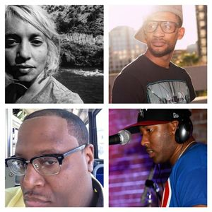 TJ SupaHype LIVE FROM THE FORTRESS w/ Meganoke, Lefty, Medaforcale & DN3 9/8/15