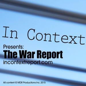 War Report October 2015