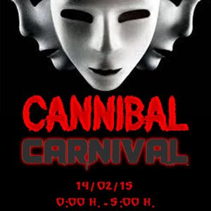PLAYSKULL – CANNIBAL CARNIVAL (REMEMBER VIRUSS) 14/02/2015 part 2