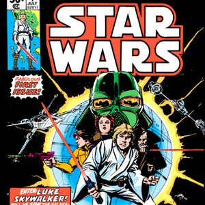 32 - Star Wars #1 - The First Appearance Of Star Wars
