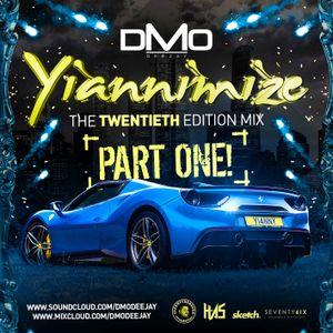 @DMODeejay - #YiannimizeMix20Part1